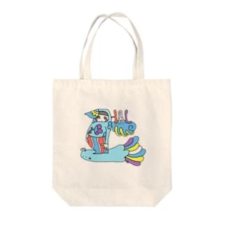 HALペン Tote Bag