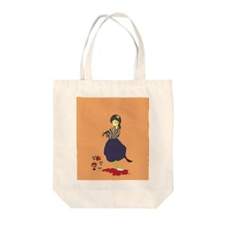 ゆめじ系女子 Tote bags