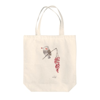 -HIYODORI No.1- Bird call Tote bags