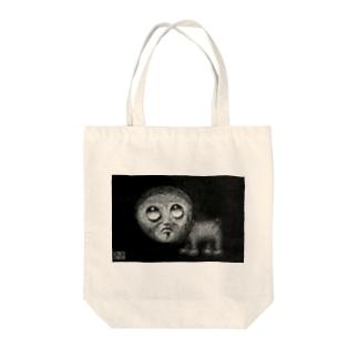 キモカワイイ宇宙ペットさようなら「ホキトン」🖐️🛸✨      Tote bags