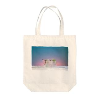 試験管 Tote bags
