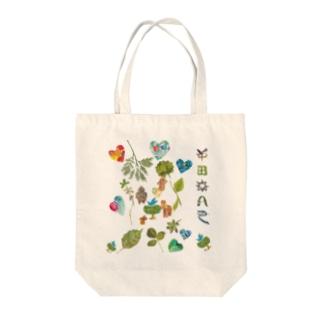 ト(ヲシテ文字) Tote bags
