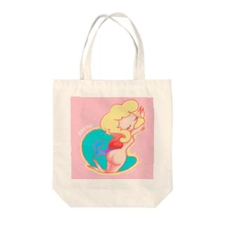 カスタMy's_ヘンテ娘_夢の娘 Tote bags