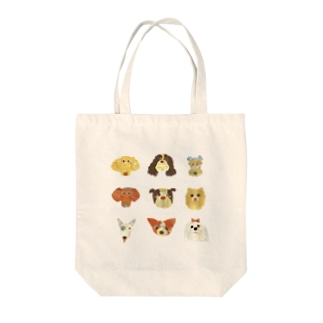 doggys_2 Tote bags