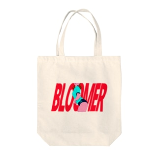 ブルマ Tote bags