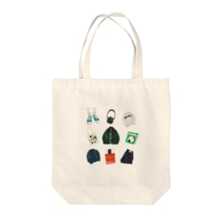 city boys Tote bags