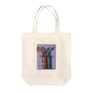 忘れられた天使 Tote bags