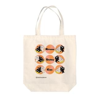 ネコ兄弟 tXTC_80 Tote bags