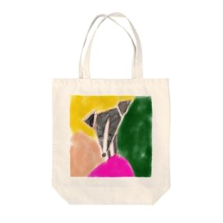 yoyo Tote bags