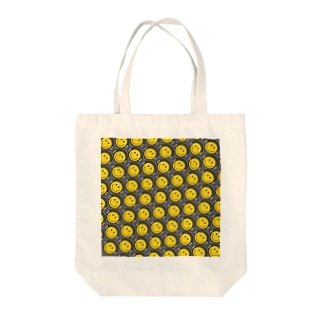 Sk8ersLoungeのnicetimeドット② Tote bags
