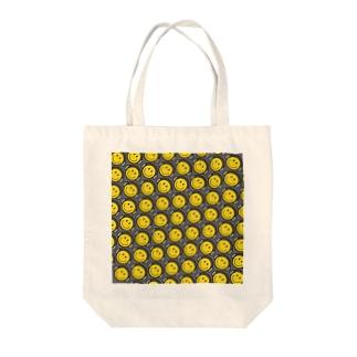 nicetimeドット② Tote bags