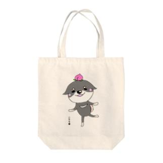 コトラちゃん Tote bags