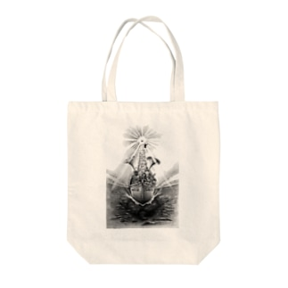 ヤノベケンジ《トらやんの大冒険》(太陽の復活) トートバッグ