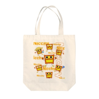 Nicchy Tote bags