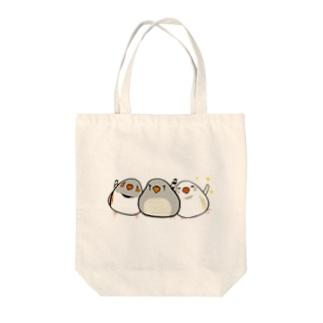 トリオ the キンカ Tote bags