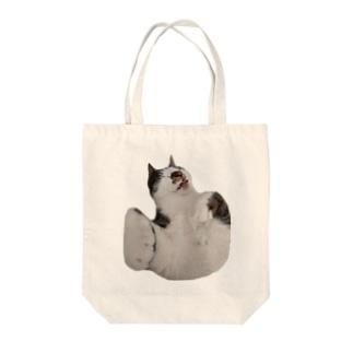 ちーくん Tote bags