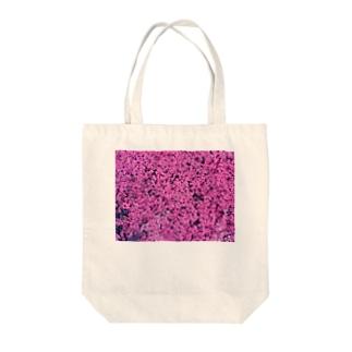お花のトート Tote bags