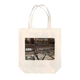 2Fの足場tee Tote bags