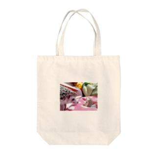 ちきんちゃん Tote bags