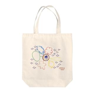 MABOROSHI Tote bags