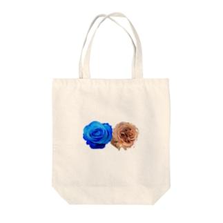 バラちゃん Tote bags
