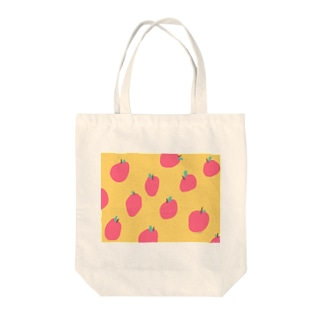 りんごの収穫祭 トートバッグ