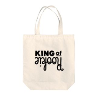 KING of Rookie Tote bags