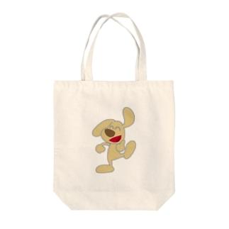 スパーキー Tote bags