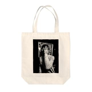 5th Anniversary シリーズ【あいきの本日は木曜日】 Tote bags