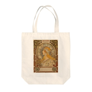 Alphonse Mucha Zodiaque Tote bags