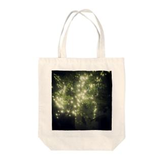 電飾 Tote bags