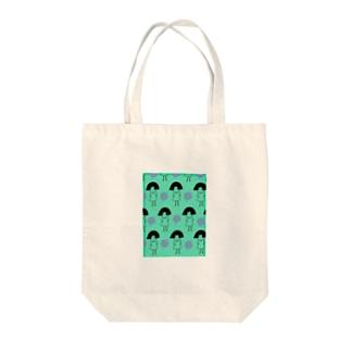 宇宙とわたし Tote bags