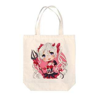 みおりちゃん Tote bags