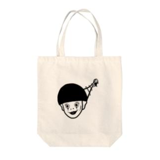 ハッピーハローウィン Tote bags