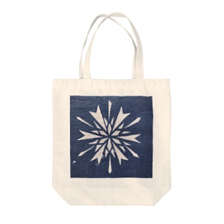 雪ノ結晶 Tote bags