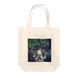 花屋 Remake Tote bags