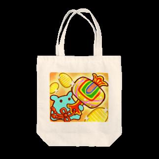 ひじりやノエルの打ち出の小槌【水星人のスイスイちゃん 日本で遊ぶ!】 Tote bags