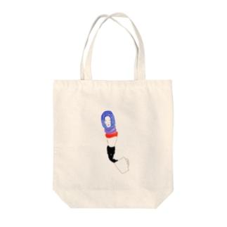 Moyaのフロート Tote bags