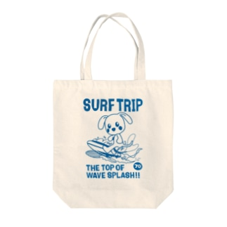 SURF-TRIP(ぴーすけ) Tote bags