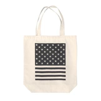 ホシマシマ Tote bags
