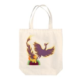 CSQUARE_CREATIONの鳳凰 Tote Bag