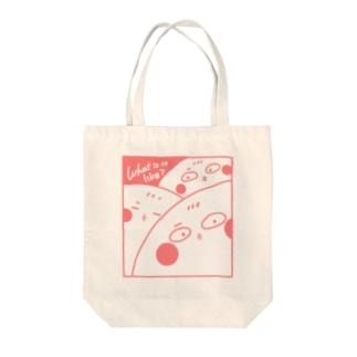 プヨ丸の詰め合わせ Tote bags