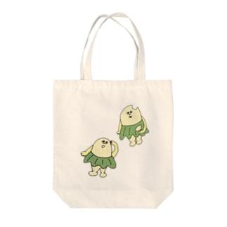 柏原ちまき 〝おとぼけ〟 Tote Bag