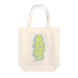 yeti Tote bags