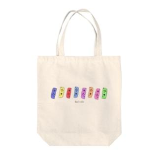 すうぃっち Tote bags