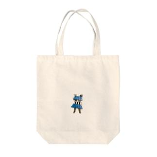 実写版味噌崎君 Tote bags
