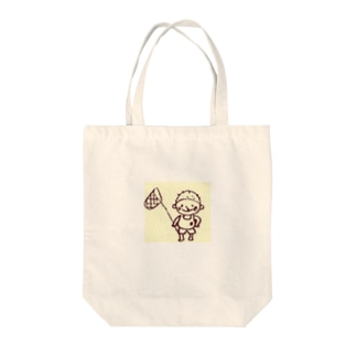 いがぐり少年 Tote bags