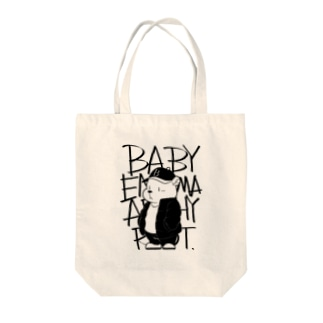 「ファニマー」シリーズ_No.1 Tote bags