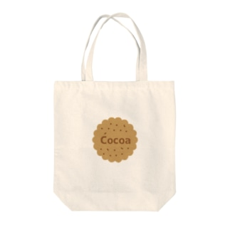 Cocoa トートバッグ(クッキー) Tote bags