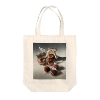 マドレーヌのシトロンさん Tote bags